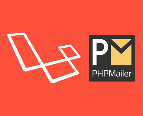 Tutorial for beginners - Laravel and PHPMailer send email