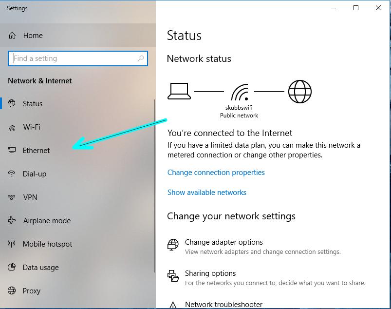 How to show WiFi password in Windows 10 | ScriptWriterPH